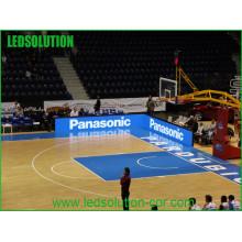 Innenfarbe der hohen Qualität P10 Sport-Umkreis LED-Anzeige