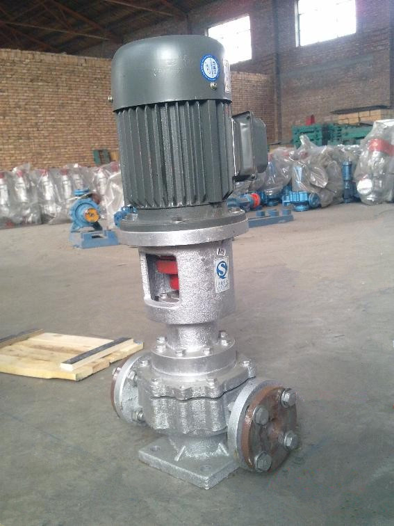 high temperature pump
