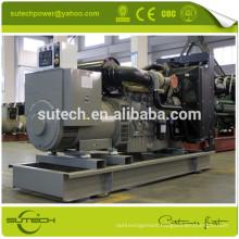 With UK Perkin engine 1306C-E87TAG6 250Kva diesel electric generator