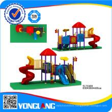 Plastic Slide Type Children Amusement Park Equipment