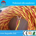PVC-Isolierung mit preiswertem Preis Elektrisches Twiste Kabel