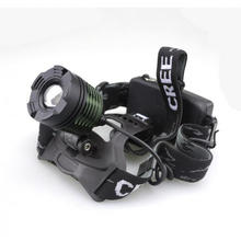 Super Power Waterproof CREE T6 LED 1000lm Headlamp Zoomable Bicycle Camping Headlight
