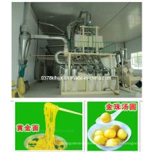 20-100 Mt / 24h hohe Gluten Mais Mehl Fräsmaschine; Spezielle Starke Mehlfräsmaschine