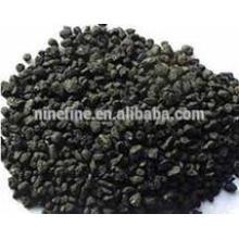 Aditivo de carbono de coque de petróleo de grafite com baixo teor de nitrogênio
