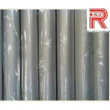Janela de embalagem e parede cortina de perfil de liga de alumínio / alumínio excelente (RAL-593)