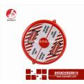 Ventilposition Benachrichtigung Etiketten Verriegelung BDS-F8614 Ventilverriegelung