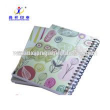 Personnalisé a5 impression de cahier personnalisé, cahier à spirale, cahier d'école