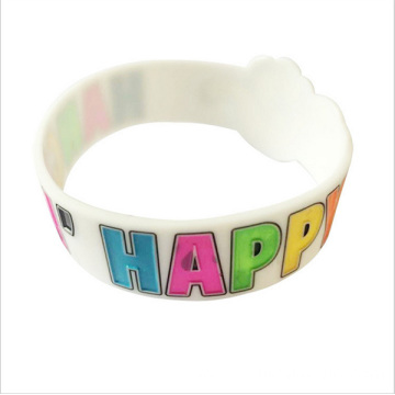 Cheap Silicone Bracelet Bulk Children Silicon Band Wristband