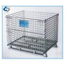 Cage de stockage robuste pour atelier et entrepôt