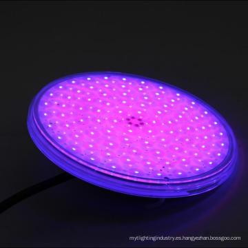 Luz LED plana para piscina con relleno de epoxi IP68 sin carcasa