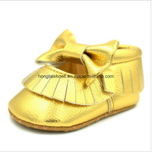 Leather Indoor Toddler Baby Shoes 02