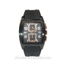 High quality fashion custom design alloy quartz wrist watch
