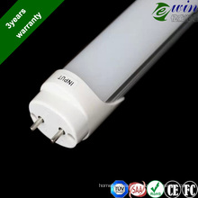 Luces de tubo LED con plástico de aluminio (tubo T8)