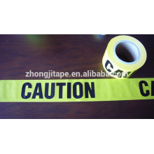 "PE 3"" * 1000' USA popular barrier tape"
