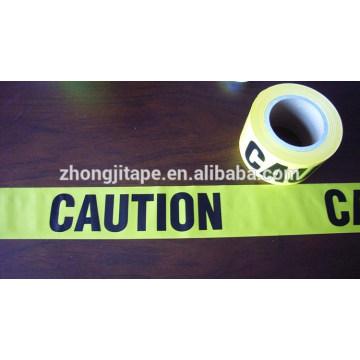 "PE 3"" * 1000' USA popular barrier tape"