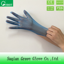 Blue Cheap Disposable Safety Gloves