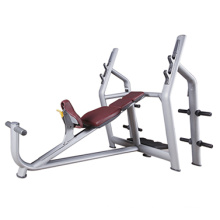 Luxus Olympic Incline Bench Kommerzielle Fitnessgeräte