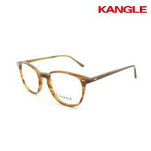2017 Stripe In Style Acetate Eyewear Glasses Eyeglasses Optical Frames