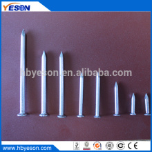 CONSTRUCTION 1 INCH BRICK AND CONCRETE FLUTED SHANK STEEL NAIL