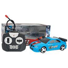 Com lâmpada carro de brinquedo de controle remoto