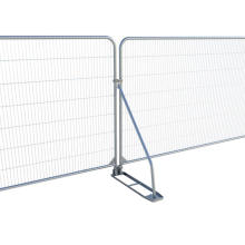 Heavy Duty Galvnanized Temporary Fence with Accessories Clamp on Amazon