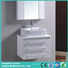 Качественный шкаф ванной комнаты высокого качества MDF (LT-C049)