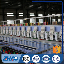 620 plana + cadena de puntada toalla chenille computadorizada máquina de bordar