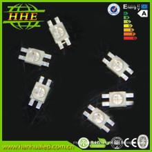 ODM Producto SMD 6028 Smd Led Emisor RGB tricolor para retroiluminación LCD