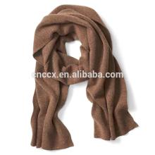 PK17ST281 Rib stitch thicker scarf Winter collection China wholesale price