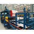 Verkleidungsstahlbleche EPS-Steinwolle-Sandwichplatten-Formmaschine