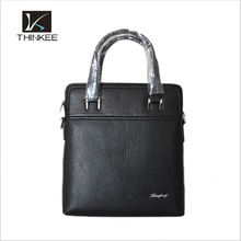 Men Leather Briefcase Dropshipping Handbag