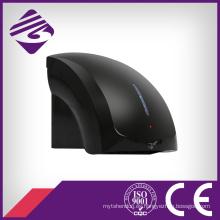 Negro montado en la pared pequeño ABS automático secador de manos (JN70904C)
