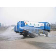 paisagismo caminhão tanque de água
