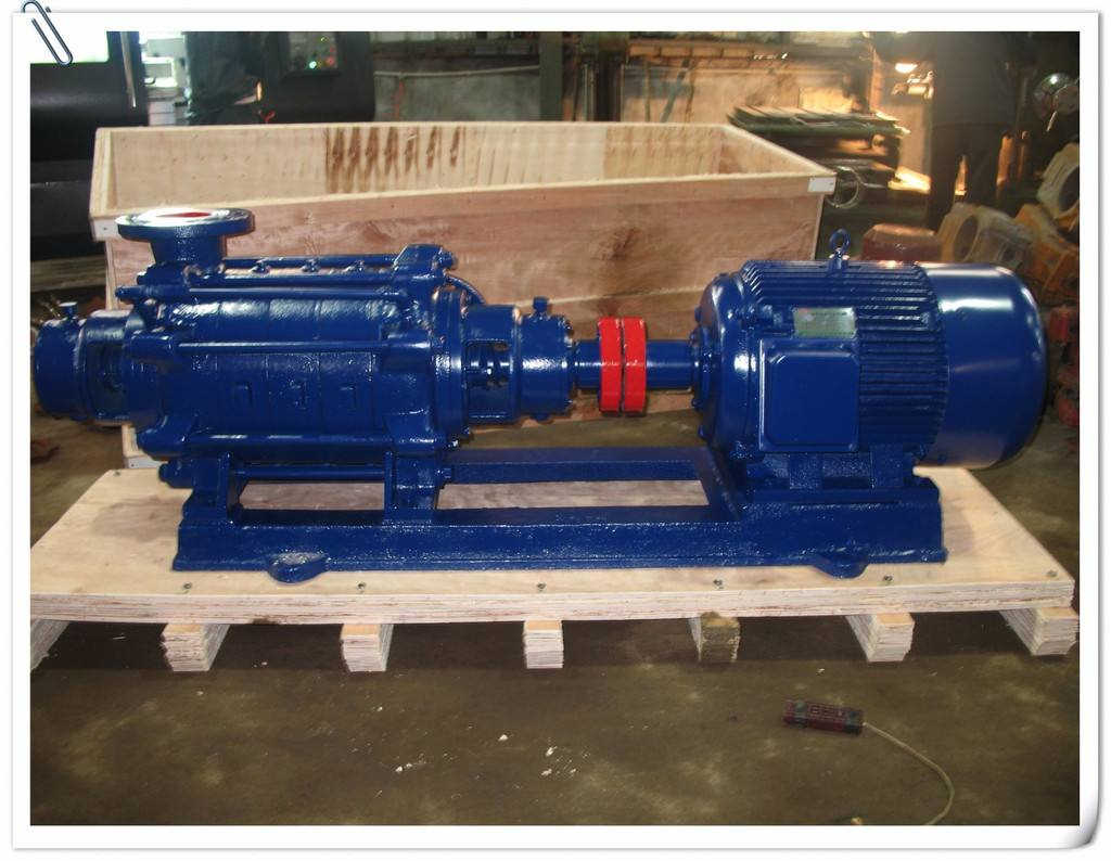 TSWA horizontal multistage centrifugal pump 5