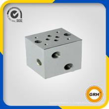 Блок гидравлических клапанов для оборудования гидравлической системы или нестандартное оборудование