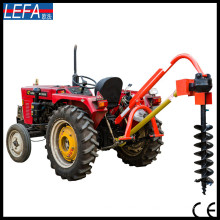 Portable Land Digging Machines Tractor Post Hole Digger