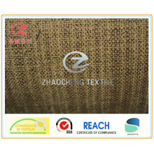 Two Tone Poly Upholstery Fabric (ZCCF072)