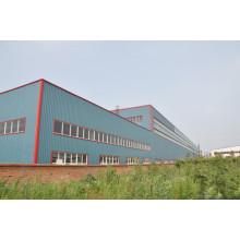 Vorgefertigte Stahlkonstruktionsrahmenwerkstatt (KXD-SSW1250)