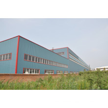 Prefabricated Steel Structure Frame Workshop (KXD-SSW1250)