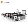 Coupeur de laser de fibre d'acier inoxydable