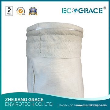 PE Industrial Filter Bag for Dust Collection in Paper Plant Filter