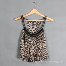 Frauen Fashion Top Sommer Cuasual Ldies Bluse