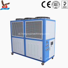 15hp Industri air cooled water chiller injeksi plastik