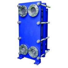 Échangeur de chaleur à plaques amovible API Sigma X29 pour moteur marin