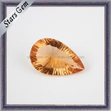 Piedra semipreciosa de alta calidad natural Citrino
