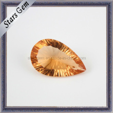 Alta Qualidade Semi Gemstone Anterior Natural Citrine
