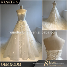 Best Quality Sales for custom made wedding dress from china