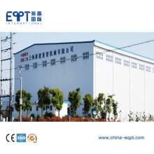 Fábrica de la estructura de acero multiusos de la alta calidad