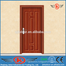 JK-P9054Modern Interior solid wood pvc doors