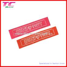 Custom Brand Woven Label for Clothing